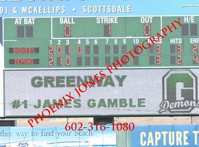 5-17-2016 - Greenway v Tucson Magnet (AIA D2 Final Baseball Game)
