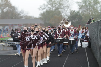 Whitehouse High School Football vs  Jacksonville High School by Joey Corbett