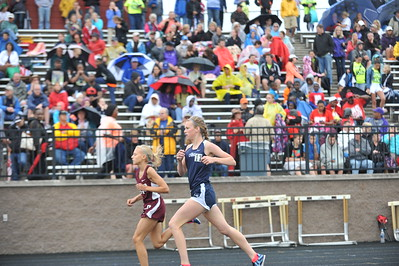 D2 Girls' 3200, Gallery 2 - 2015 MHSAA LP TF Finals