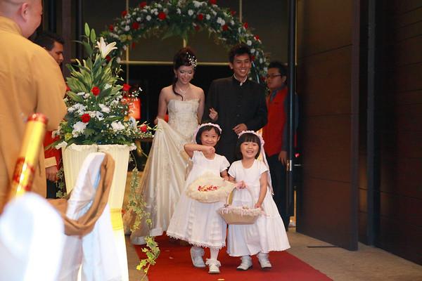 Chi Yung  & Shen Reen Wedding