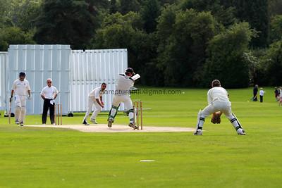 Cricket 20/20 Final Eastbourne v St James 30 08 10