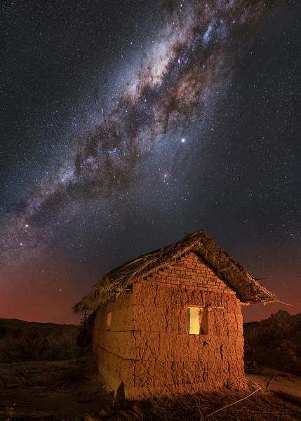 Abandoned Hut (2)
