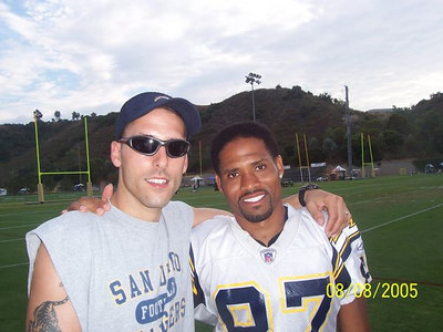 Op. Iraqi Freedom at Chargers Training Camp