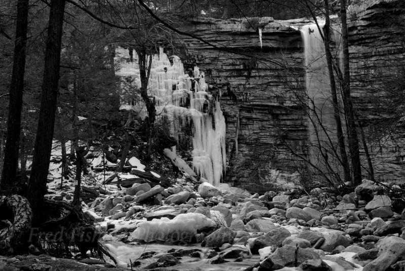 Awosting Falls winter 2 bw.jpg