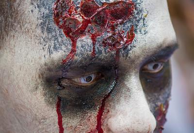 Zombie Walk Cape Town
