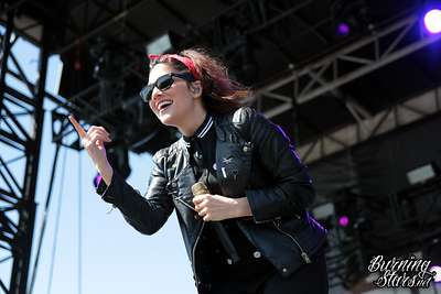 The Interrupters @ Huntington State Beach (Huntington, CA); 04/29/18