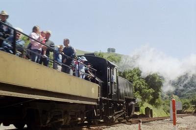 Niles Canyon Scenic Railway