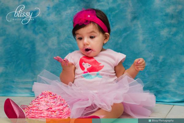 Kids & Smash The Cake