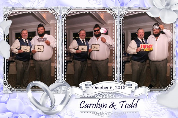 THE WEDDING OF CAROLYN & TODD