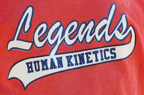 Legends Human Kinectics vs Southeast Seventies