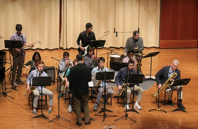 Jazz Concert Co-Curricular