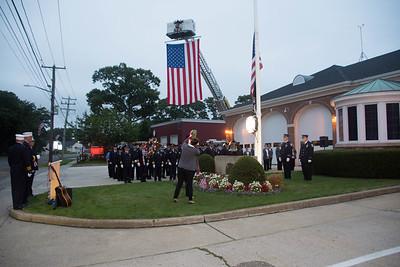 Brookhaven FD 9/11 Services [09.11.18]