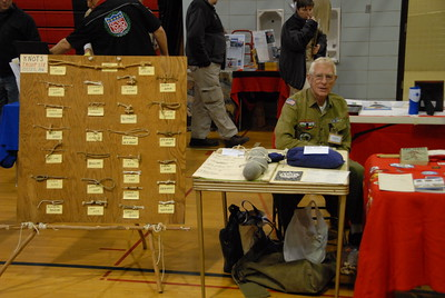 University of Scouting, Fall 2011