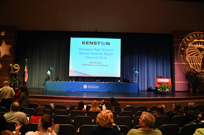 Senior Awards Night (5/20/2019)