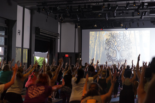 Yoga and Auction 2018 - Asbury Hotel