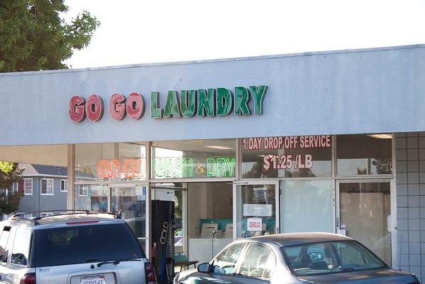 GO GO Laundry