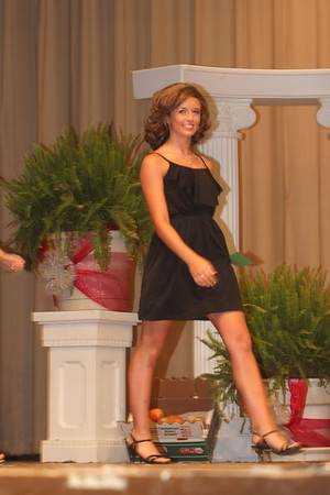 Teen Miss Pink Tomato Pageant