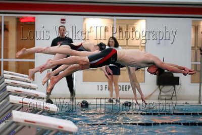 Swimming - Prep School 2014