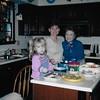 Meg, Sue & Sina - Making Candy 2001