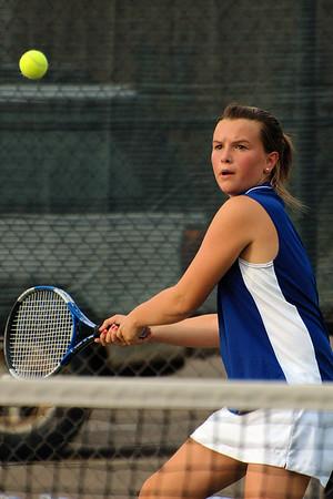 Blake Tennis Fall 2007