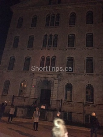 Kingston Spooky Haunted Ghosts Tour • Oct 26-27, 2019