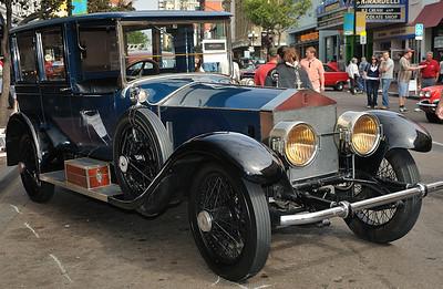 San Diego 5th Avenue Auto Showcase