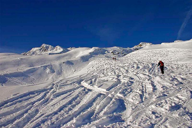 Ski Touring (Praxmar, Austria)