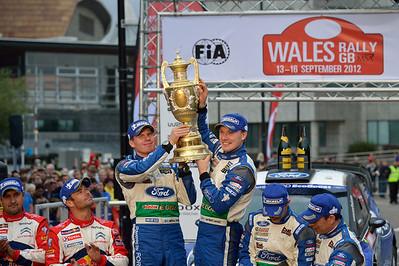 l'Année Rallye 2012
