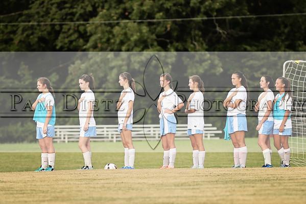 USJ Girls Soccer 2015