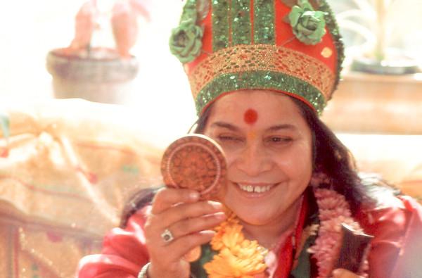 Shri Ganesha Puja 1982