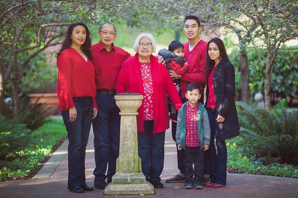 Cayabyab Family 2018