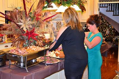 Steve and Becky's 2012 Christmas bash