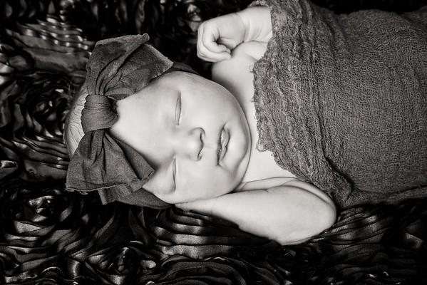 Quinn Marie Thomas Newborn