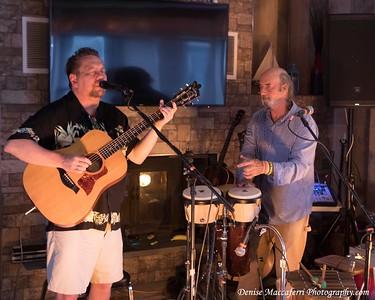 Chakulla and Flav Martin at The Sands, Plymouth, MA.  6/16/19