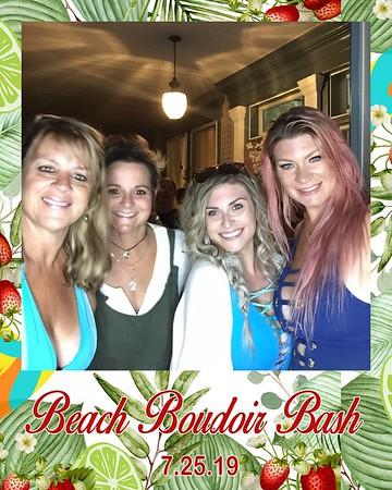 Boudoir Beach Bash