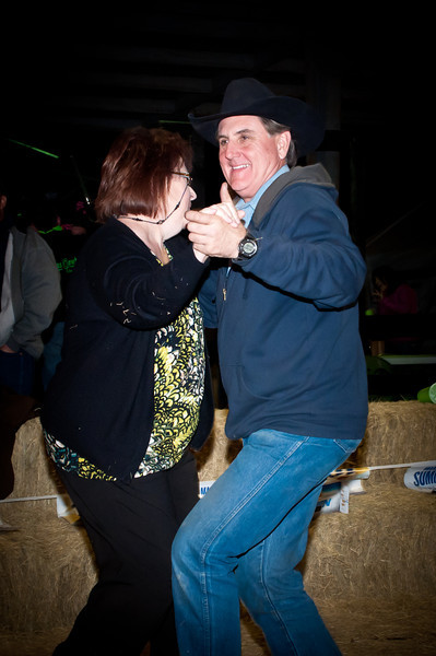 Plantersville Swangers Cookoff Party In Navasota