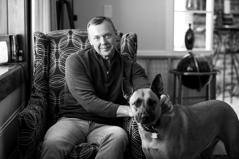 Darren Watson's Portraits