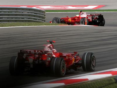 2008 F1 Grand Prix Turkey