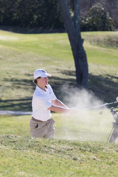 4/21/18: Boys' JV Golf v Salisbury/Deerfield