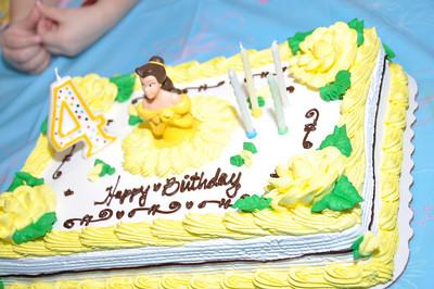 Aryannas 4th  Birthday