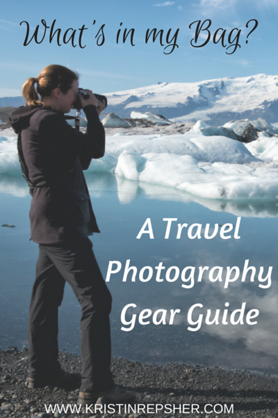 What's in my Bag? A Travel Photography Gear Guide