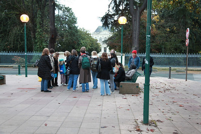 Angers Students Day at Chinon I