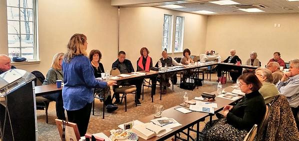 Community Life - Healing Presence Seminar - February 10, 2018
