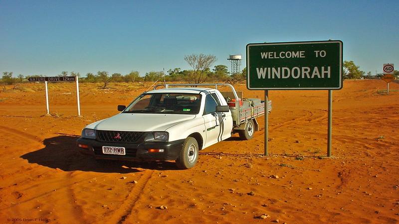 Birdsville ANZAC road trip Emerald to Birdsville