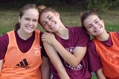 Varsity Girls Soccer vs Staples - 09/11/2019