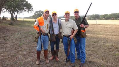 El Mileno Ranch, Blanco TX 12-7-2012