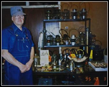 Long-time Chadronite Bob Sandstrom - undated