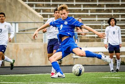 2/1/2014 Chaps Boys' Varsity Soccer vs. Akins