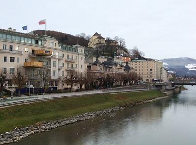 Danube Cruise 2013 - Salzburg
