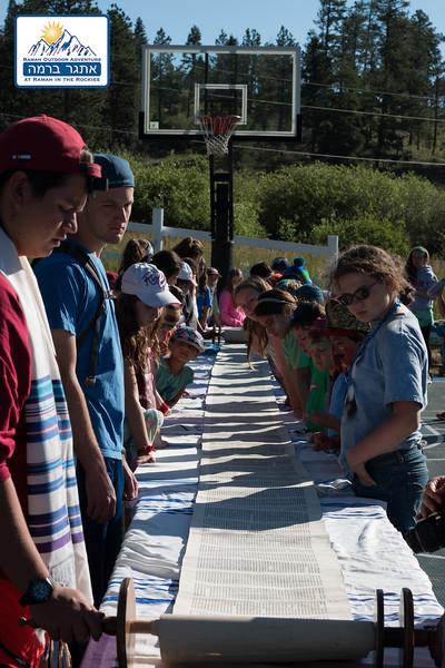 Unrolling The Torah